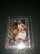 Topps Michael Jordan Not Autographed Basketball Trading Cards