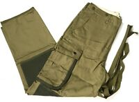 WWII US AIRBORNE PARATROOPER M42 REINFORCED JUMP TROUSERS-XLARGE