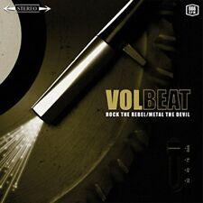 CD (NUOVO!). Volbeat-rock The Rebel/Metal The Devil (Garden's tale mkmbh
