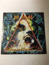 Def Leppard - Hysteria - Vinyl Record Us 1987 Lp - Tested w/Extras