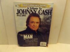 Gold Collectors Series A TRIBUTE TO JOHNNY CASH 2003 Magazine Man in Black