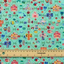 Japanese Kimonos & Accessories 100% Cotton Fabric Fat Quarter Quilting FQ #0158