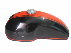 BENELLI MOJAVE CAFE RACER DUAL PAINTED GAS FUEL PETROL TANK WITH CAP