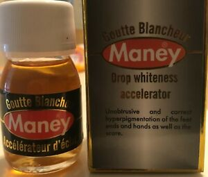 Goutte Blancheur Maney