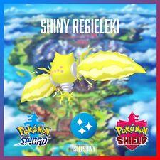 SHINY REGIELEKI | BRAND NEW DLC CROWN TUNDRA POKEMON SWORD & SHIELD