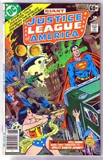 JUSTICE LEAGUE of AMERICA #155 Twin Moons Spell Doom! DC Comic Book ~ VF