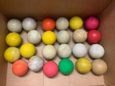 Lacrosse Balls Used Lot (23)