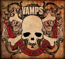 VAMPS SEX BLOOD ROCK N' ROLL LIMITED BOXSET NEW