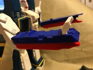 """SDF-1 3D printed Replacement Ship arms with Daedalus hatch Matchbox 16"""" Figure"""