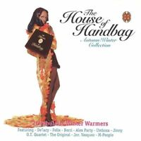 THE HOUSE OF HANDBAG - AUTUMN/WINTER COLLECTION various (2X CD) house eurodance