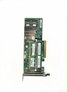HP Smart Array P420 6Gb/s SAS RAID Controller 633538-001 610670-003 FP sans pile
