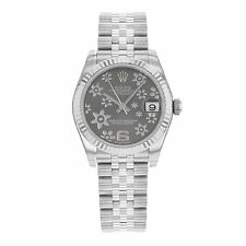 Rolex Stainless Steel Case Luxury Watches