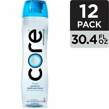 CORE Hydration Nutrient Enhanced Water Perfect 7.4 Natural pH 30.4 Fl Oz 12 cts