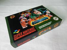 Iron Commando für SNES - Super Nintendo - Pixelheart release - CIB - PAL - OVP