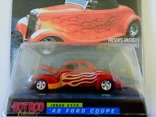 "Racing Champions Hot Rod 1940 Ford Coupe - 3.25"" Scale- Nip"