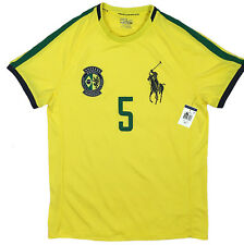 NEW Polo Sport Ralph Lauren Performance Shirt!  White (USA) or Yellow (Brazil)