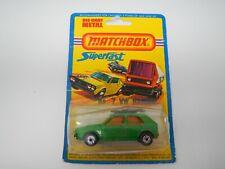 Matchbox SuperFast VW Rabbit No. 7 (2)