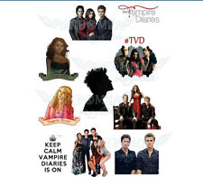 The Vampire Diaries A5 stickers set decals