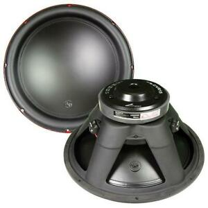 "Audiopipe TSCVR15 15""  Woofer 1000W Max 4 Ohm DVC"