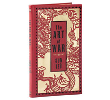 *New Leatherbound* THE ART OF WAR by Sun Tzu, Lionel Giles (Translator)
