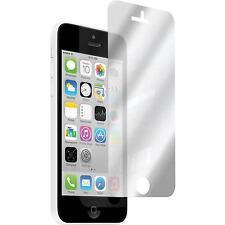 6 x Apple iPhone 5c Film de Protection Miroir Protecteurs Écran