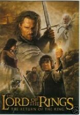 Lord of the Rings RETURN OF THE KING UPDATE EDITION  2 - 72 card Base Set