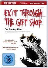 DVD - Banksy - Exit Through The Gift Shop / #4401