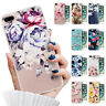 Flower Gel Case Cover for iPhone XR XS MAX X 8 Plus 7 6S 6 F018