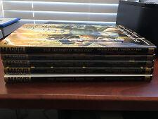 MARVEL PREMIERE EDITION IMMORTAL IRON FIST HC SET 1 2 3 4 & 5 hardcovers