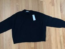 NWT Helmut Lang Open Back Women's Sweater Size Large