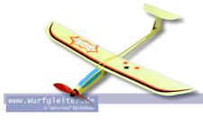 MODELLISMO LEGNO gummi-motormodell TORSIONE AERO-NAUT 1232/00 Kit di costruzione