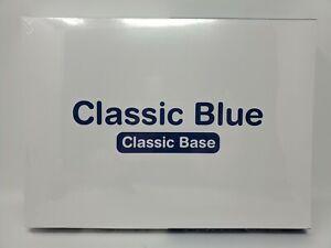GMK Classic Blue Base Kit Doubleshot Keycap Keyset SEALED