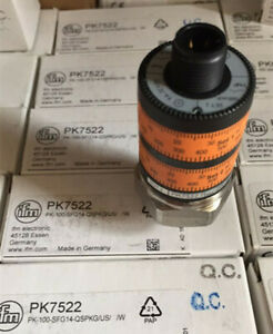 1pc New IFM pressure sensor PK7522