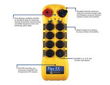 Enrange Overhead Crane Radio Control 4 Motion 2 speed Magnetek Flex 8EX2 Updated