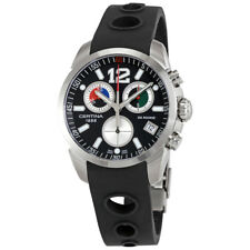 Certina DS Rookie Black Dial Mens Chronograph Watch C016.417.17.057.00