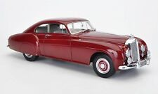 Minichamps 1954 Bentley R-Type Continental Red Color 1:18**New Item**