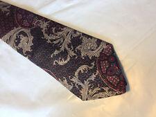 Mens Black Blue Pink SILK Tie Necktie BUCKINGHAM~ FREE US SHIP (9834)