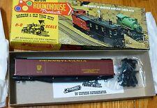 Roundhouse Ho #6113 (Rd #7115) Pennsylvania 50' Express Reefer (Kit Form