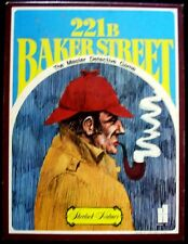 221 B BAKER STREET Board Game, 1977 ed., Hansen, EXCELLENT Condition