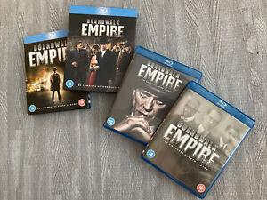 Boardwalk Empire Season 1 to 4 Blu-ray DVD
