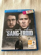 The Frozen Ground Blu Ray (Original, No Copy, Like New) Bliangual De Sang Froid