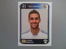 PANINI CHAMPIONS LEAGUE 2010 2011 - N.434 ARBELOA REAL MADRID