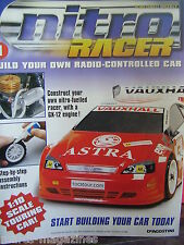 NITRO RACER BUILD YOUR OWN RADIO CONTROLLED CAR # 1