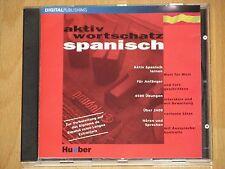 CD-ROM activamente vocabulario español-Diploma de español como lengua schutz