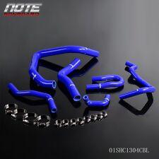 Silicone Radiator Hose Kit For Honda Civic Typer Ek Eg B16a B18c B20b 92-00