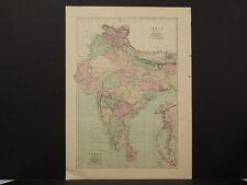 Antique Maps, 1873, India, R4#31
