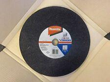 """Makita B-10665-5 355mm 14"""" Abrasive Metal Cut Off Long Life Wheel 5 Pack"""