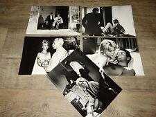 L' INASSOUVIE dino risi m demongeot  rare photos presse cinema 1960