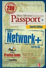 CompTIA Authorized: CompTIA Network+ by Glen Clarke, Michael Meyers and Scott Je