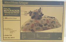 SF3D : P.K.H. 103 NUTCRACKER KAMPFGRUPPE BALACK 1/35 SCALE MODEL KIT /  HASEGAWA